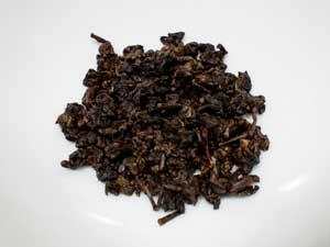 溪頭高山紅茶