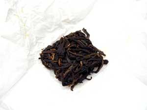 漳平水仙红茶 2014