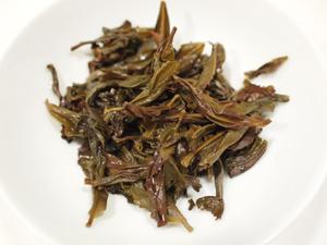 武夷岩茶 鉄羅漢
