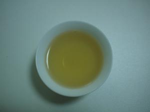 凍頂烏龍茶 2012年 春茶