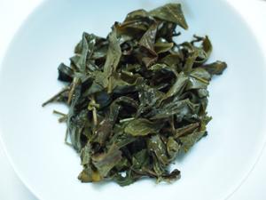 凍頂烏龍茶 2012年 雀舌 春茶