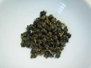 杉林渓 老茶