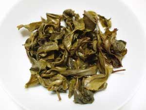 梨山高山老茶