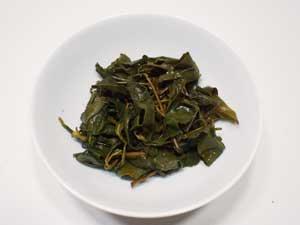 溪頭高山茶 2013春茶