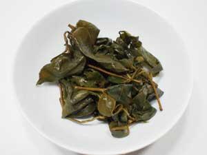 溪頭高山茶 2013冬茶