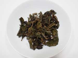 凍頂烏龍茶 2013冬茶