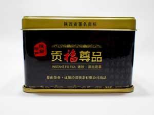 泾渭茯茶 贡福尊品