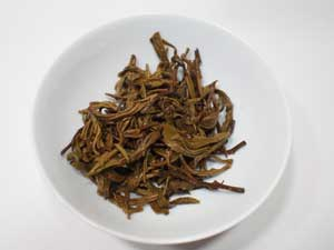 班盆古树沱茶