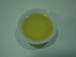 手摘み川根茶 2012年一番茶