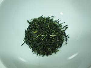 川根茶 2012年一番荒茶